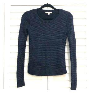 Banana Republic navy blue sweater